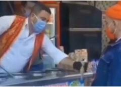 """Мужчина """"отомстил"""" мороженщикам, которые любят шутить над покупателями"""